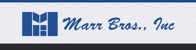 Marr Bros., Inc